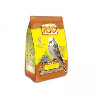 Корм RIO для волнистых попугайчиков в период линьки (0,5 кг)