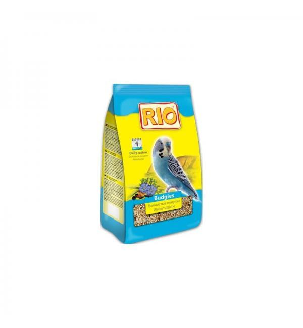 Корм RIO для волнистых попугайчиков (1 кг)