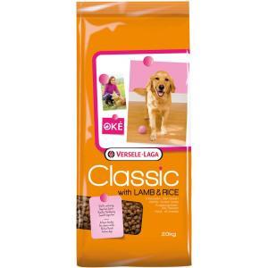 Сухой корм Versele-Laga OKE Dog Classic with Lamb & Rice 20 кг