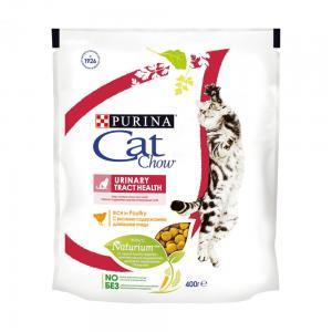 Сухой корм Cat Chow Cat Chow для взрослых кошек для здоровья мочевых путей (0,4 кг)