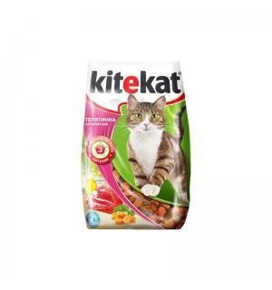 Сухой корм Kitekat для взрослых кошек