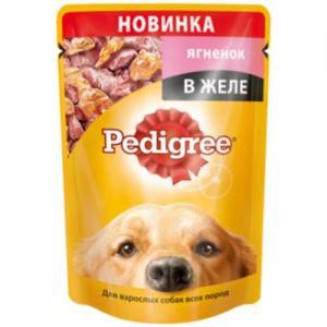 Влажный корм Pedigree для взрослых собак всех пород,