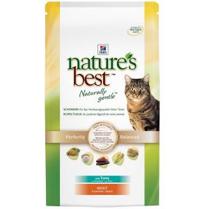 Сухой корм Hill's Nature's Best для кошек с тунцом и овощами (0,3 кг)