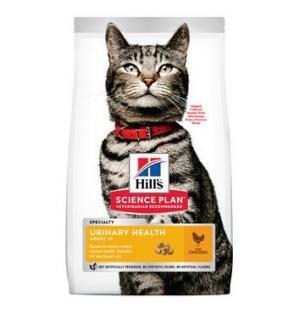 Сухой корм Hill's Science Plan для кошек, стерилизованных, склонных к МКБ, с курицей (0,3 кг)