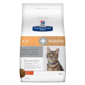 Сухой корм Hill's Prescription Diet для кошек k/d почки+суставы (2 кг)