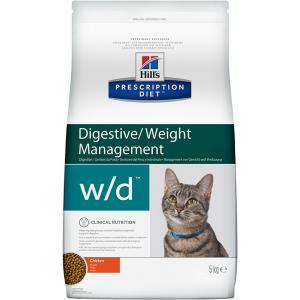 Сухой корм Hill's Prescription Diet для кошек поддержание веса (5 кг)