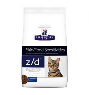 Сухой корм Hill's Prescription Diet для кошек z/d ультра (2 кг)