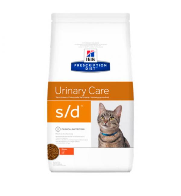Сухой корм Hill's Prescription Diet для взрослых кошек s/d (1,5 кг)