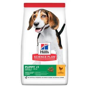 Сухой корм Hill's Science Plan для щенков, с курицей (1 кг)