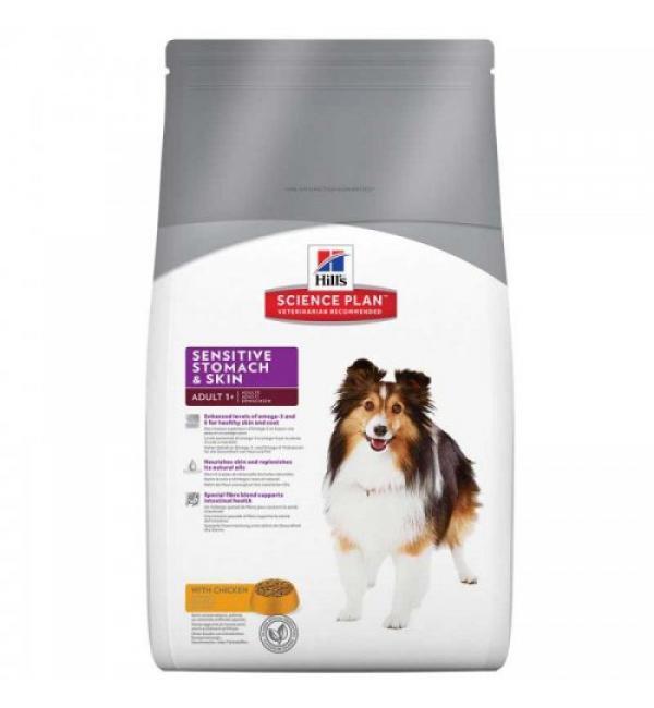 Сухой корм Hill's Science Plan для собак Деликат (12 кг)