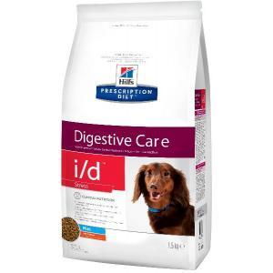Сухой корм Hill's Prescription Diet для собак i/d растройство ЖКТ StressMini (1,5 кг)