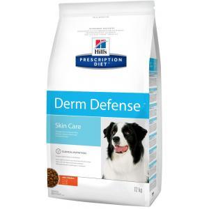 Сухой корм Hill's Prescription Diet для собак для защиты кожи (12 кг)