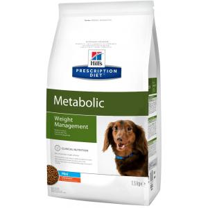 Сухой корм Hill's Prescription Diet для собак мелких пород Контроль веса (1,5 кг)