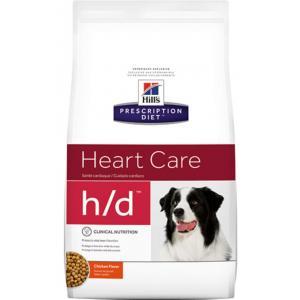 Сухой корм Hill's Prescription Diet для собак h/d при нарушении работы сердца (5 кг)