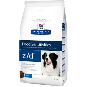 Сухой корм Hill's Prescription Diet для собак z/d ультра (1.5 кг)