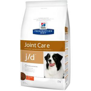 Сухой корм Hill's Prescription Diet для собак j/d для суставов (12 кг)