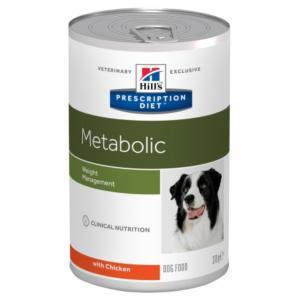 Консервы Hill's Prescription Diet для собак Метаболик (0,37 кг)