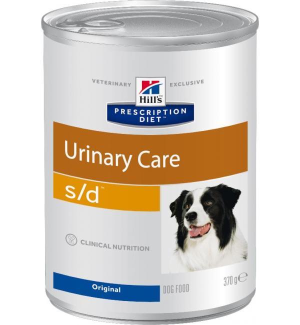 Консервы Hill's Prescription Diet для собак s/d (0,37 кг)