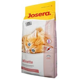 Сухой корм Josera Kitten (Kitten 35/22) для первого года жизни котенка, во время беременности и в период лактации кошек (10 кг)