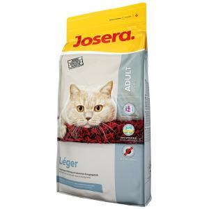 Сухой корм Josera Leger (Adult light 35/10) для взрослых малоактивных кошек или кошек, склонных к избыточному весу (10 кг)