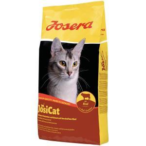 Сухой корм Josera JosiCat Beef (Adult 27/9)  для взрослых кошек полнорационный (18 кг)