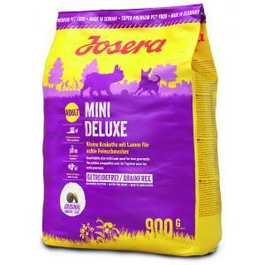 Сухой корм Josera MiniDeluxe (Adult Mini/Sensitive 25/17) для взрослых собак мелких пород (15 кг)