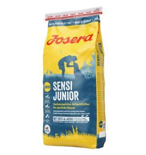 Сухой корм Josera SensiJunior (Junior/Sport Sensitive 30/17) для всех чувствительных и (или) спортивных молодых собак от 3 недель (15 кг)