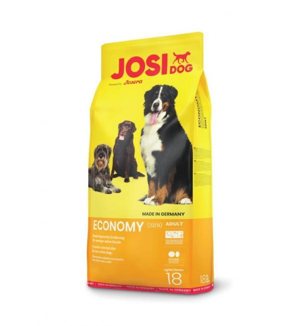 Сухой корм Josera JosiDog Economy (Adult 22/8) для всех собак крупных и мелких пород (18 кг)