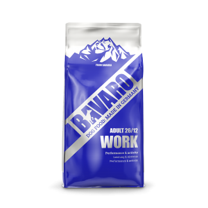 Сухой корм Josera Bavaro Work (Adult 26/12) для взрослых собак всех пород с регулярными физическими нагрузками (18 кг)