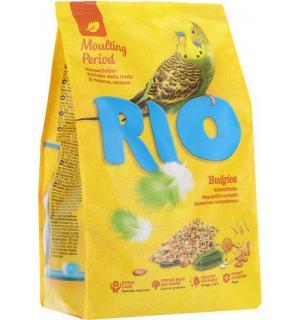 Корм RIO для волнистых попугайчиков в период линьки (20 кг)