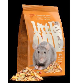 Корм Little One для крыс (0,4 кг)