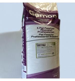 Сухой корм Gemon Cat Light/Sterility 31/12,5 низкокалорийный для стерилизованных кошек, индейка (20 кг)