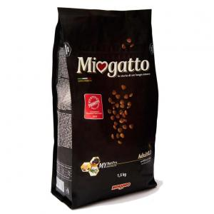 Сухой корм MioGatto Adult Veal&Barley для взрослых кошек, с телятиной и ячменем (10 кг)