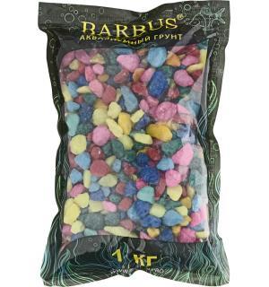 Цветная каменная крошка Barbus МИКС 5-10мм (1 кг)