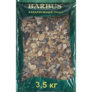 Галька Barbus КАСПИЙ 2-20мм (3,5 кг)