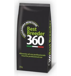 Полнорационный сухой корм Best Breeder Premium для собак, с ягненком и рисом (20 кг)