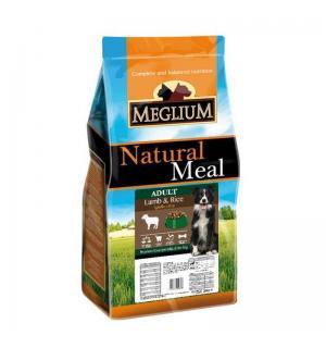 Сухой корм MEGLIUM Sensible Lamb&Rice для взрослых собак всех пород с чувствительным пищеварением, с ягненком (20 кг)