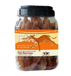 Лакомства GREENQZIN ЛЕГКОСТЬ: (Сушеное мясо фазана) (0,75 кг)