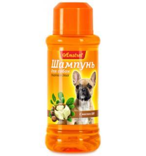 Шампунь Amstrel для собак гладкошерстных с маслом ши