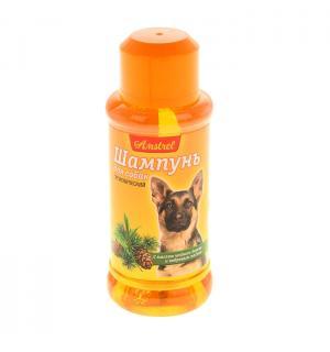 Шампунь Amstrel для собак ранозаживляющий с маслом чайного дерева и кедровым маслом, 320 мл
