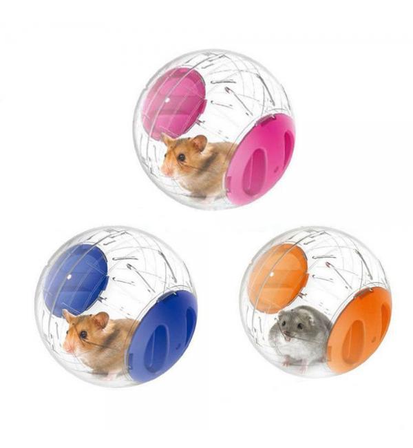 Прогулочный шар  для хомяка 15 см