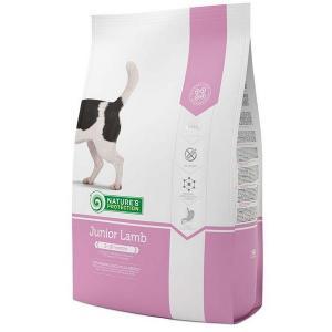 Сухой корм Natures Protection для щенков всех пород, с ягненком (7.5 кг)