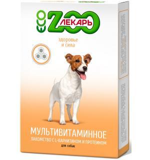 Витамины ZooЛекарь здоровье и сила для собак 90 таблеток
