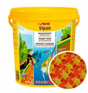 """Корм хлопья крупные SERA для всех рыб 4 кг """"Vipan"""""""