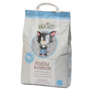 Наполнитель NORIKO комкующийся для кошачьего туалета (с бентонитом) (10 кг)