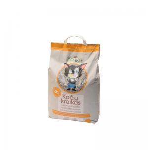 Наполнитель NORIKO комкующийся с ароматом фруктов для кошачьего туалета (бентонит) (10 кг)