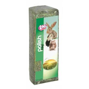 Сено луговое Lolo Pets (идет как корм) (0,8 кг)