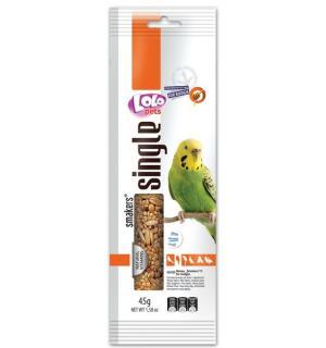 Smakers® Lolo Pets для волнистых попугаев, медовый Weekend Style (0,045 кг)