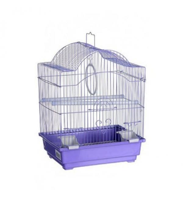 Клетка для птиц Happy Animals  35х28х43 см A413