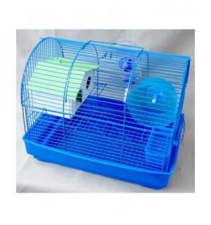 Клетка Happy Animals для хомяков и др. мелких грызунов (эмаль)